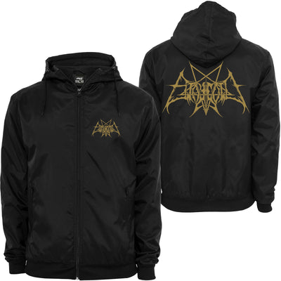 EMPIRE OF GOLD WINDBREAKER