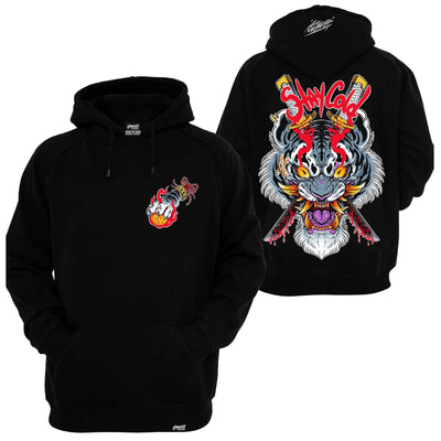 Fury Of The Beast Hoodie