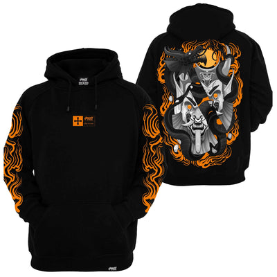 Wake The Dragon Hoodie