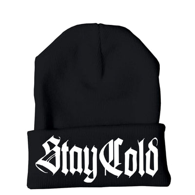 Stay Cold Beanie