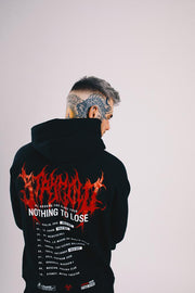 Nothing to Lose Tour 2.0. Hoodie