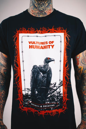 Vulture of Humanity Tee