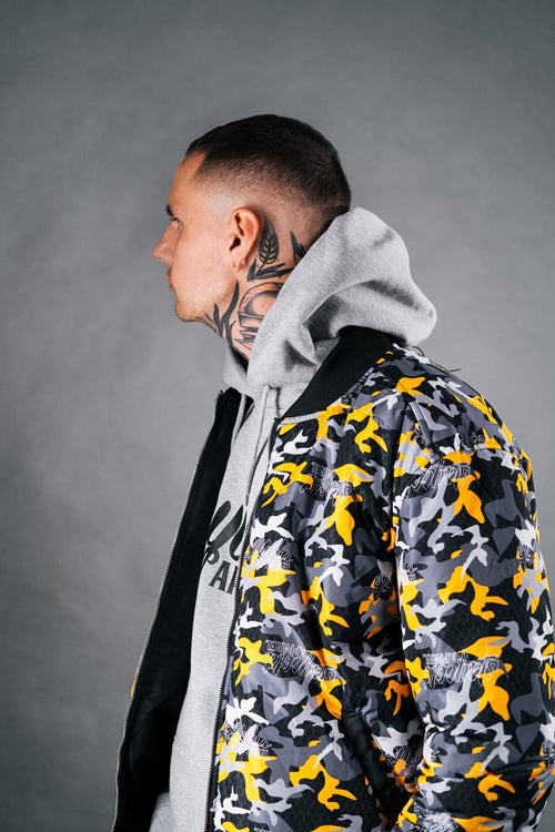 Two-Faced Bomber Jacket
