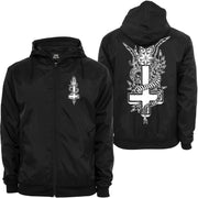 Godless Desecration Windbreaker