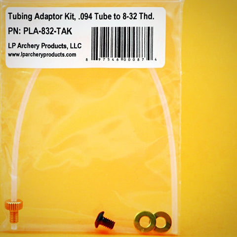 LP Archery Tubing Adapter Kit