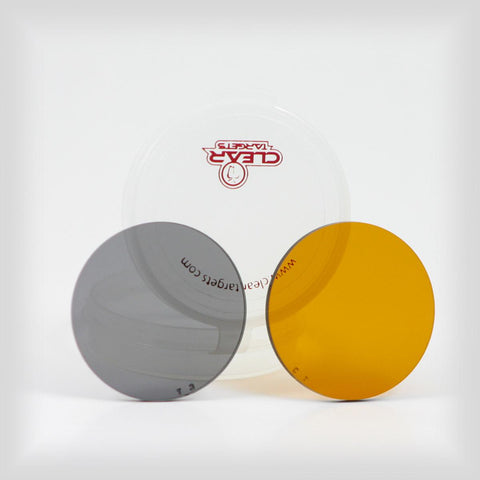 ClearTarget lens filters