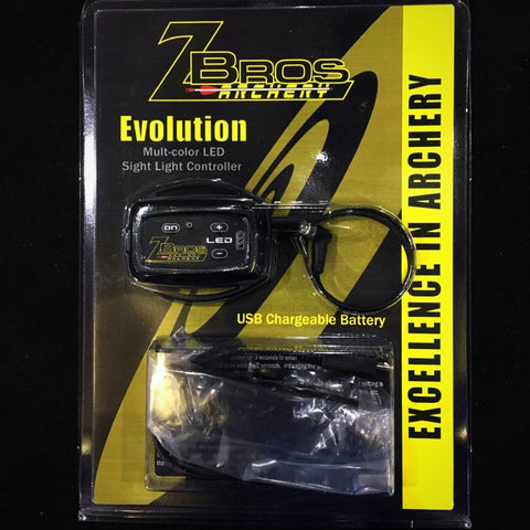 Zbros Evolution Sight Light Controller