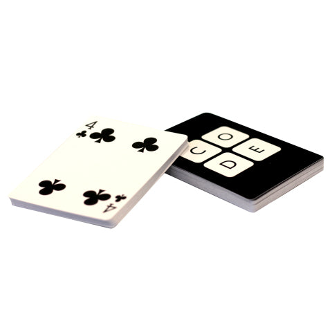 Code.org Playing Cards