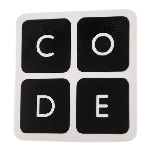Code.org Stickers 50 Pack