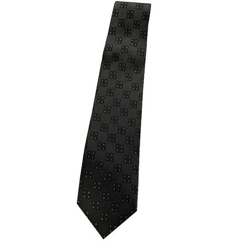 Code.org Logo Patterned Neck Tie