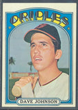 Baseball Cards - 1972 Topps Dave Johnson #680 - Orioles