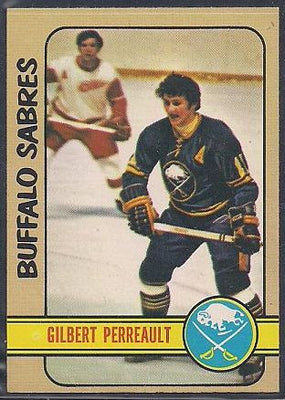 Hockey Cards - 1972-73 - Topps Gilbert Perreault #120 - Sabres
