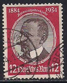 Germany 434 Used - Karl Peters