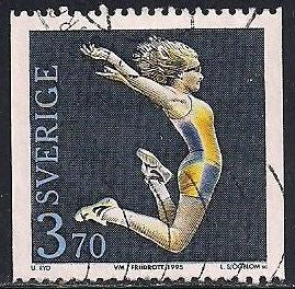 Sweden 2115 Used - Track & Field