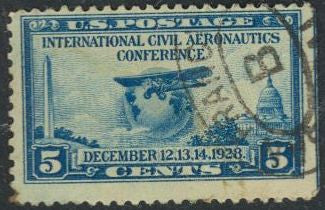 US 650 Used - Aeronautics Conference - Straight Edge