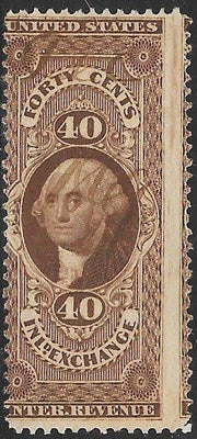 US R53c Used - Inland Exchange - George Washington