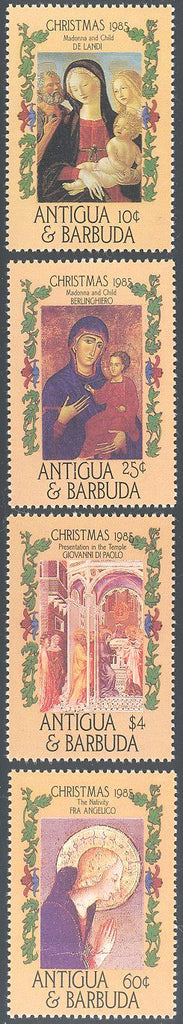 Antigua & Barbuda 905-908 MNH - Christmas