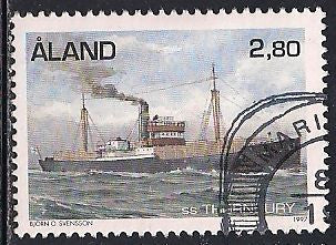 Aland 101 Used - CTO - Ship - SS Thornbury