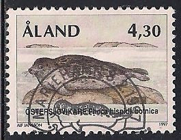Aland 104 Used - CTO - Seal