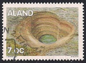 Aland 105 Used - CTO - Rock Formation