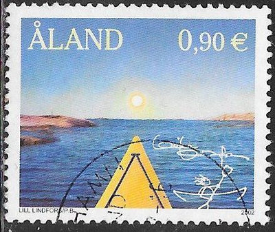 "Aland 206 Used - ‭""My Aland,"" by Lill Lindfors"
