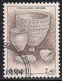 Aland 97 Used - CTO - Pottery