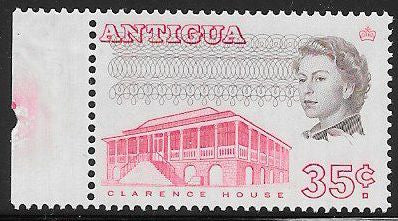Antigua 177a MNH - Clarence House