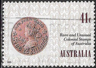 Australia 1180a Used - Stamps on Stamps - New South Wales