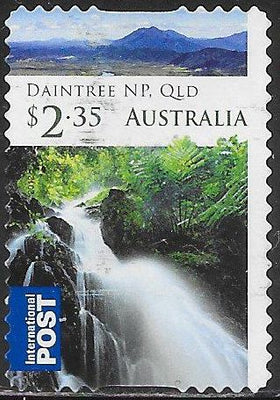 Australia 3776 Used - Wilderness Areas - ‭Daintree National Park, Queensland