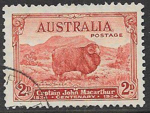 Australia 147 Used - ‭ Merino Sheep