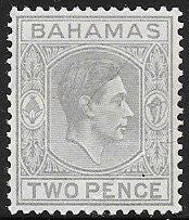 Bahamas 103 Unused/Hinged - George VI