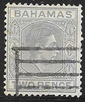 Bahamas 103 Used - George VI
