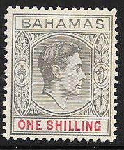 Bahamas 110 Unused/Hinged - George VI