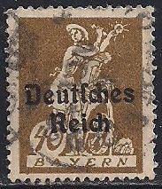 Bavaria 261 Used - Sower