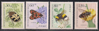 Berlin 9NB209-9NB212 MNH - Insects
