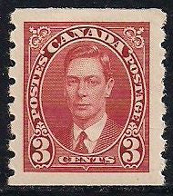 Canada 240 Unused/Hinged - George VI