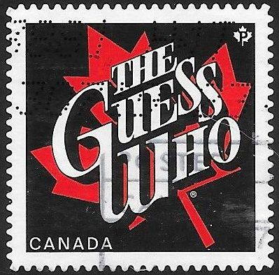 Canada 2659 Used - Canadian Bands - ‭The Guess Who