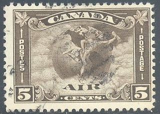 Canada C2 Used - Map & Mercury
