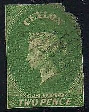 Ceylon 4 Used - Space Filler - Victoria
