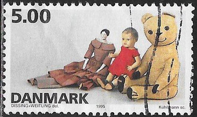 Denmark 1038 Used - Toys - Dolls & Teddy Bear
