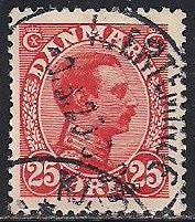 Denmark 108 Used - Christian X