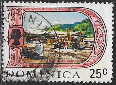 Dominica 275 Used - Timber Plant