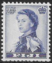 Fiji 151 Unused/Hinged - Elizabeth II