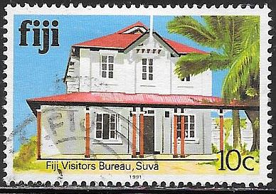 Fiji 414 Used - Visitors Bureau