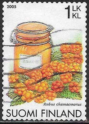Finland 1240 Used - Cloudberries