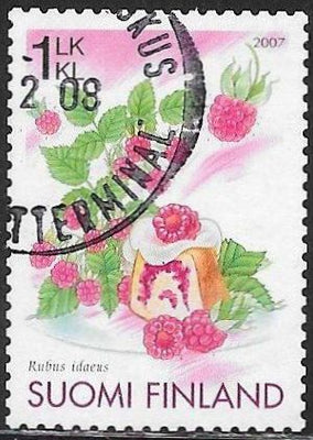 Finland 1294 Used - ‭‭Raspberries & Raspberry Cake