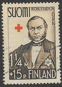 Finland B28 Used - ‭‭‭Robert Isidor Örn - Politician