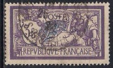 France 128 Used - Liberty & Peace
