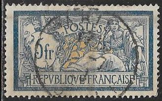 France 130 Used - Liberty & Peace
