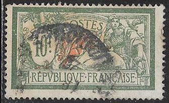 France 131 Used - Liberty & Peace